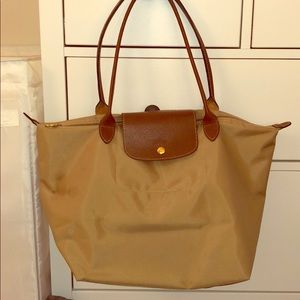 Authentic Longchamp Le Pilage Tote from Nordstrom